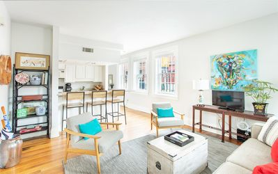 Welcome to your hip and spacious apartment!