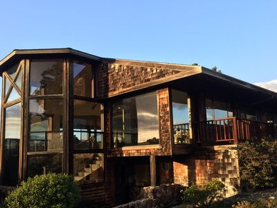 Photo for Mountaintop estate w/ spectacular views.Newly renovated state of the Art kitchen