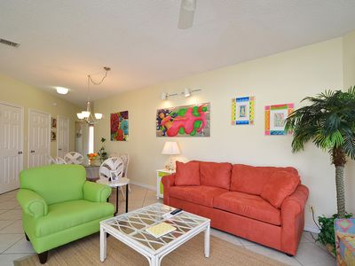 Photo for Condo #9241 is a 3 Bedroom Beach Walk**Spacious and close to largest pool**
