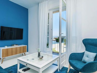 Photo for Holiday flat Adriatic Blue Suite, Zadar  in Norddalmatien - 4 persons, 2 bedrooms