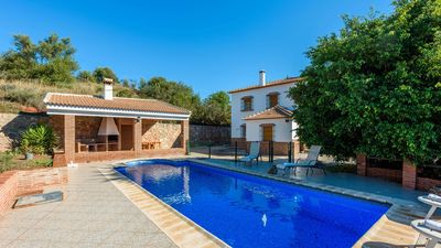 Photo for Nice villa with pool in the mountains - suitable for groups