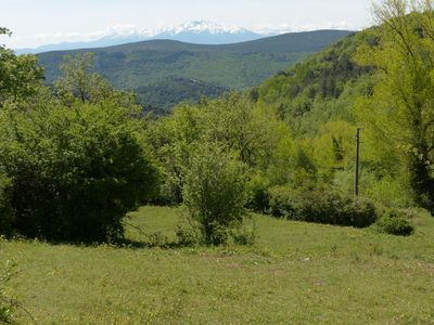 "Photo for Chalet ""Carabane"" in Cathar country with superb view of Mount Canigou"