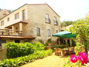 House in the village with breathtaking scenery!Totally private, peaceful!!!