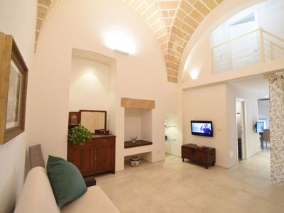 Photo for One bedroom Apartment, sleeps 4 in Gallipoli with Air Con and WiFi