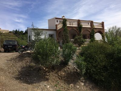 Photo for Holiday house Spain Andalusia Finca Sea