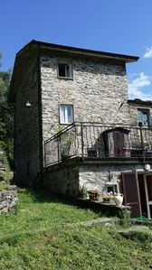 Photo for Beautiful stone house in Liguria