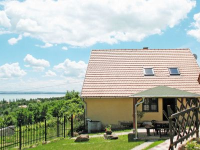 Photo for Vacation home Fokas (ABR123) in Balatonfured / Abrahamhegy - 4 persons, 2 bedrooms