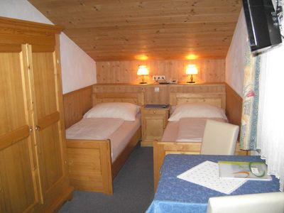 Photo for 1BR Apartment Vacation Rental in Alpbach