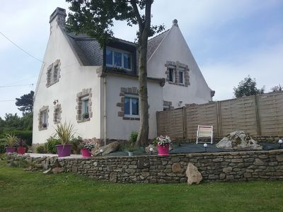 Photo for Ty Kergoff welcomes you in 2 rooms with sea view in the Pays des Abers