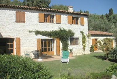 Photo for Charming very quite French Mas with beautiful view and privat pool