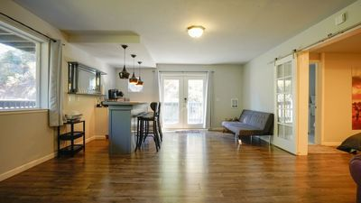 Photo for Eco Friendly Treehouse San Francisco Airport North Sleeps 6