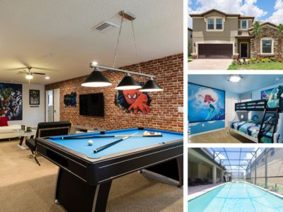 Photo for Lavish Bright Home W/ Pool at Westside-WAW012