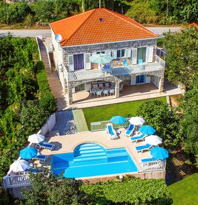 Photo for Apartment no 2/ Villa Peric=  explore Dubrovnik region and have perfect holiday!