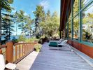 4BR Lodge Vacation Rental in Greenville, Maine