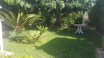 Photo for Country house in the center of Pozzallo with Air conditioning, Parking, Terrace, Garden (1010009)