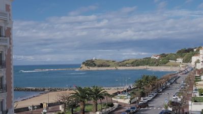 Photo for T3 CENTER ST-JEAN-DE-LUZ, 1 MIN FROM FOOT TO THE BEACH, PARKING
