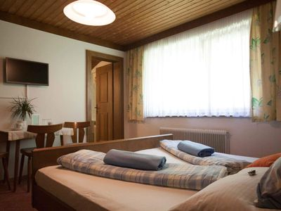 Photo for Double room with shower, WC - Kammerlander, private room