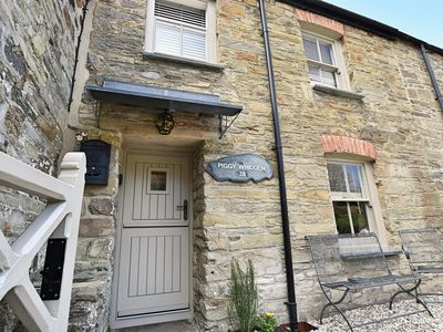Photo for GORGEOUS REFURBISHED COTTAGE IN SOUGHT AFTER VILLAGE A SHORT WALK TO THE BEACH