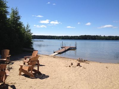 Photo for 3BR Cabin Vacation Rental in Side Lake, Minnesota