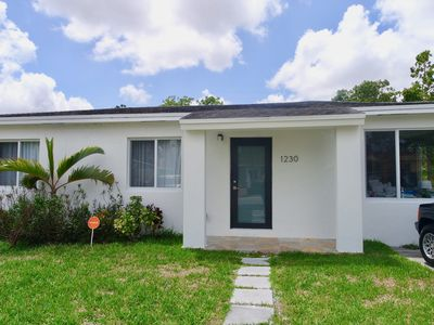 Photo for NEW! Fully Furnished 2 bedroom Vacation Home in Miami, FL. PET FRIENDLY!