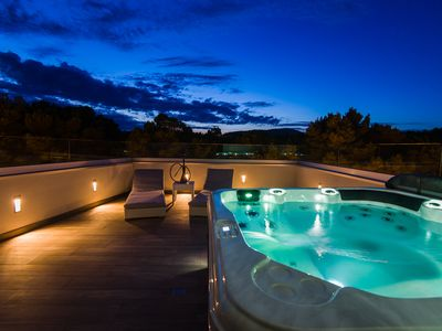 Photo for Villa Can Nieves. Beautiful holiday house in the center of Cala Ratjada