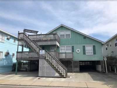 Photo for Averette Cottage: 4 BR / 2 BA single family home in Carolina Beach, Sleeps 16