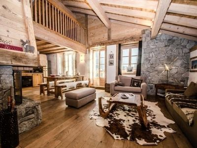 Photo for Apartment Chamonix-Mont-Blanc, 4 bedrooms, 8 persons