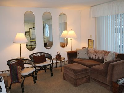 Photo for One Bedroom Condo on Sugar Mountain Close to Amenities