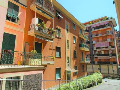 Photo for Apartment Cristina in Rapallo - 5 persons, 2 bedrooms