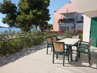 Photo for Two bedroom apartment near beach Vodice