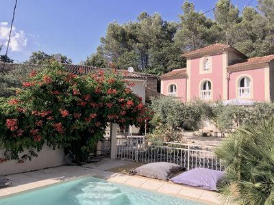 Photo for 2BR Apartment Vacation Rental in Taradeau, Provence-Alpes-Côte d'Azur