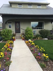 Beautifully renovated 1920's Bungalow with a large fenced yard in Enterprise, OR