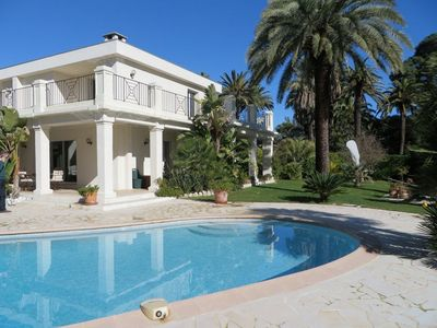 Photo for Villa Trefontaine - Villa for 10 people in Antibes