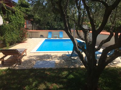 Photo for Apartment Toni with pool and large covered veranda