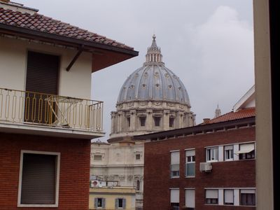 Photo for Beautiful apartment 100 meters from the center of Rome Vatican