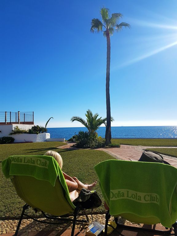 Marbella Apartment Al Relax In Front Of Your House