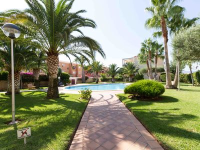 Photo for Beautiful penthouse - 6 people - 250 m from the beach and 1.2 km from the center of Dénia