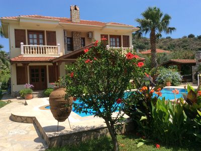 Photo for Spacious 3 bed Villa With Private Pool,Jacuzzi, Bar B Q and large private garden
