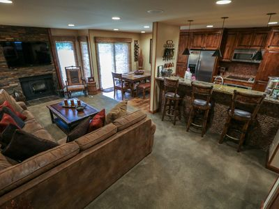 Photo for Pet Friendly, Remodeled, Near Playground and Creek