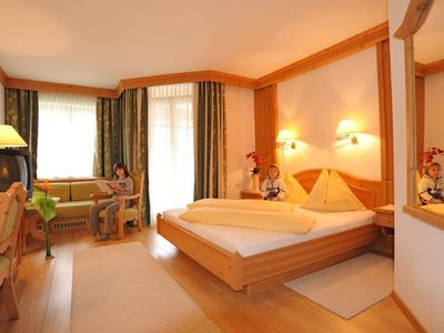 Photo for Sonnblick double room with shower, WC - Löffele, hotel