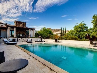 Photo for BRAND NEW TO VRBO! Paradise Valley Mansion!