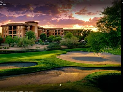 Photo for THE WESTIN KIERLAND VILLAS- Golf, Tennis, Lazy-River Pool, Spa, Water slide