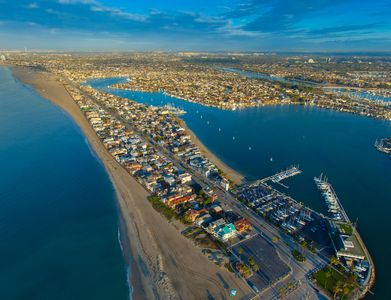 Tucked between the ocean and the bay - the Long Beach Peninsula !