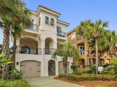 Absolute destiny 3 story 4 bedroom beach view home with private elevator