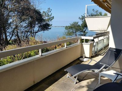 Photo for Le Panoramic - Sea View Apartment - Arcachon