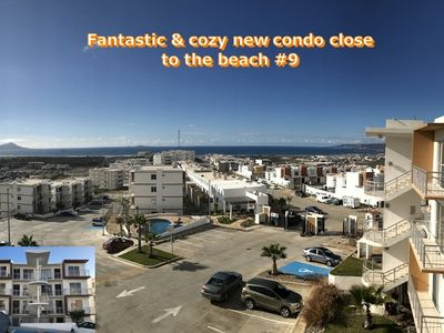 Photo for Fantastic & cozy new apartment close to the beach No. 9