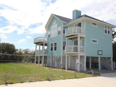 Photo for #4002: OCEANSIDE Home in Corolla w/PrivatePool & HotTub