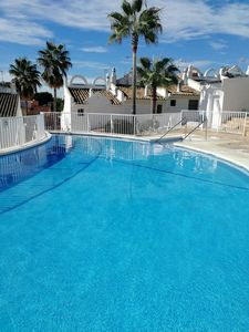 Photo for Spacious and modern apartment with private access to pool