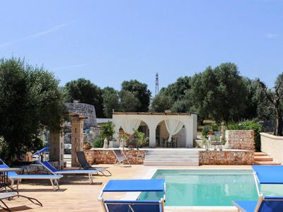 Photo for holiday home, Ostuni  in Apulien - 8 persons, 3 bedrooms