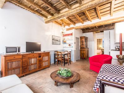 Photo for Apartment in the center of Rome with Internet, Air conditioning, Washing machine (313183)